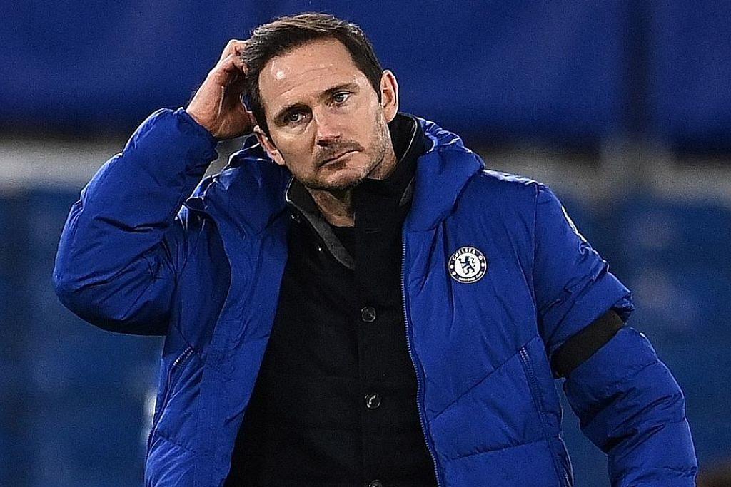 LIGA PERDANA ENGLAND Man City dedahkan Chelsea belum ada standard