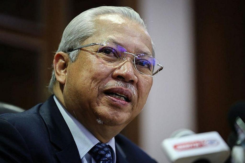 Annuar Musa dipecat sebagai Setiausaha Agung BN