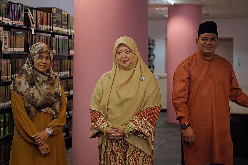 Madrasah Aljunied kongsi strategi pelajar jaya dalam IB