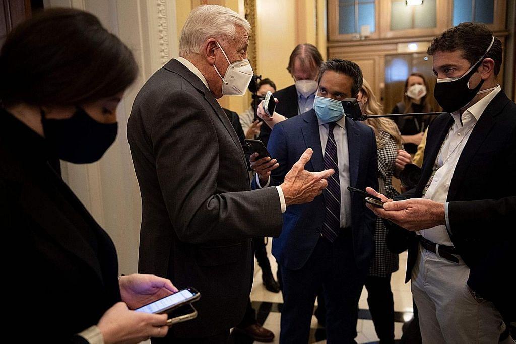 Demokrat mula proses dakwa Trump