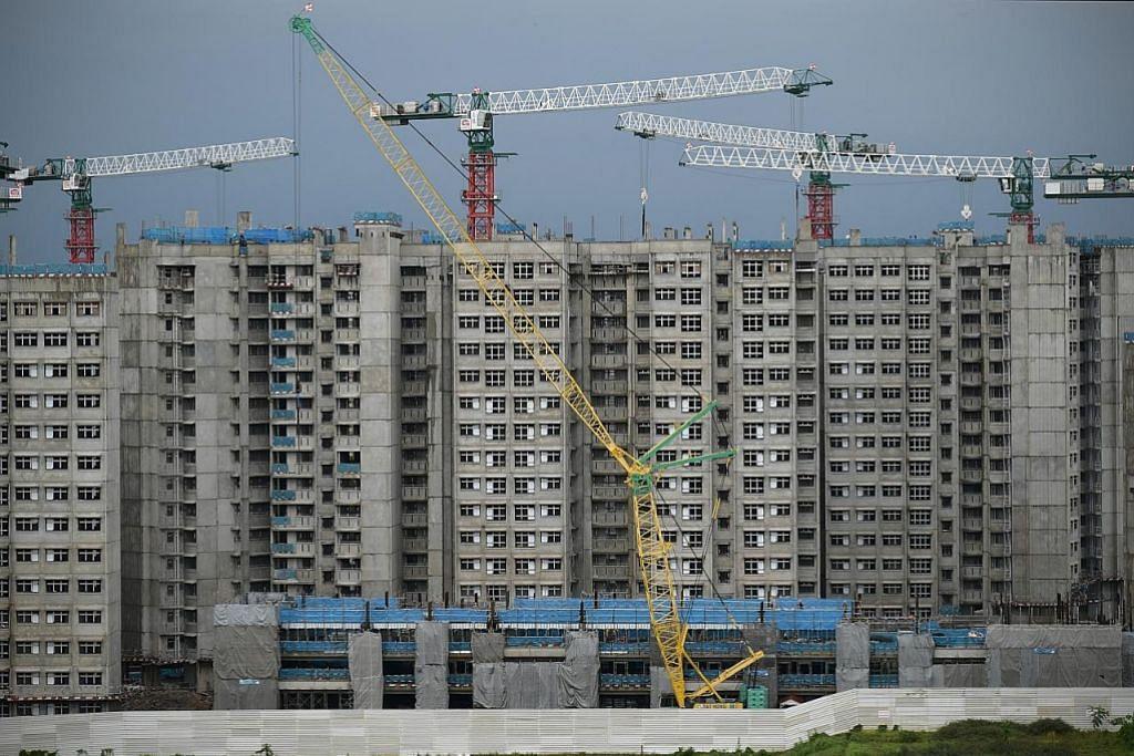 Portal baru HDB muatkan senarai flat baru, alat hitung dan maklumat pinjaman