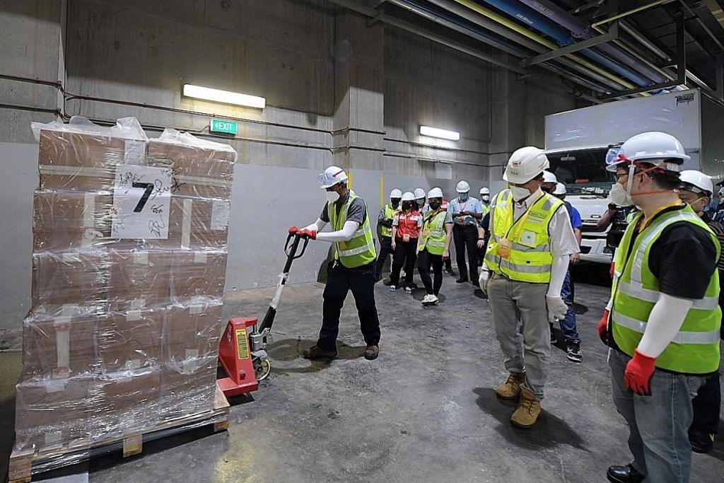 2.5j kertas undi dan dokumen pilihan raya 2020 dihapus
