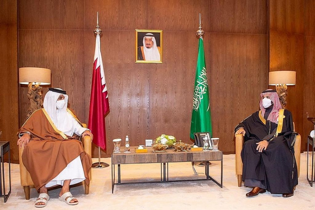 Qatar kembali 'serumpun' RENCANA