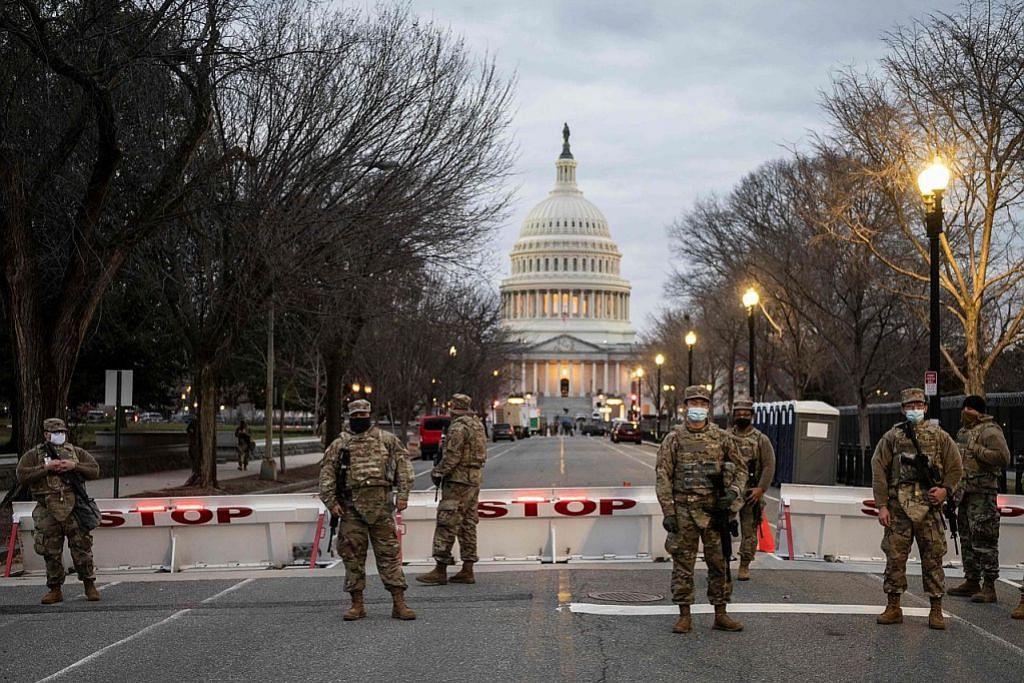 Pasukan Biden bentang pelan rancangan jelang majlis pelantikan