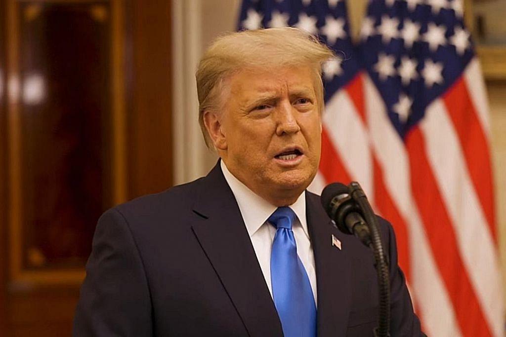 Trump ucap selamat tanpa sebut nama Biden