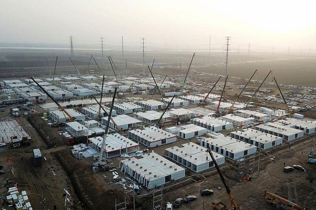 Covid-19: China rancang 'saring' individu yang tiba di Beijing