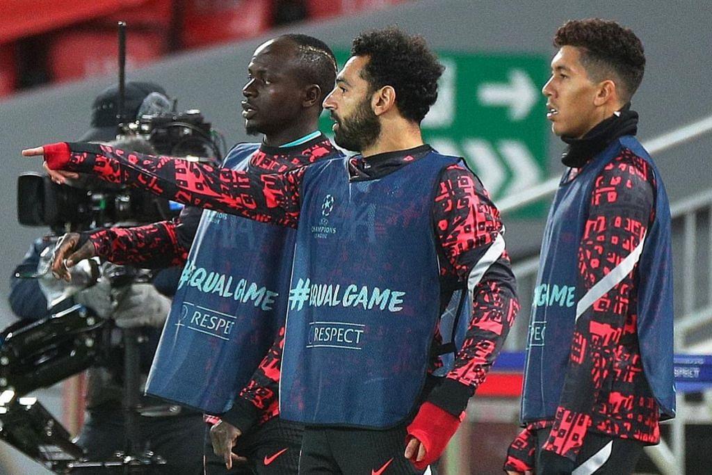 Man U sudah boleh mendabik dada Man City kemaruk rentak mengasak Usah perlekeh Leicester, Spurs 5 Sama handal rebut EPL SIAPA BAKAL JUARA? PELUANG SEJAUH INI Serangan Liverpool sudah tumpul?