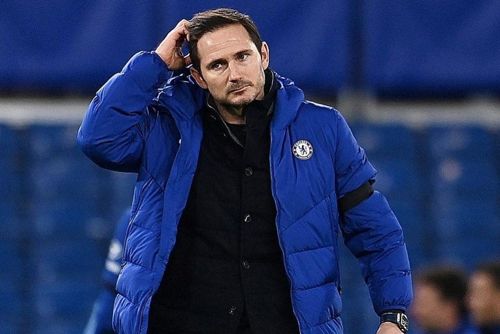 PANDANGAN NEVILLE Faham tapi... Bye! Bye! Lampard