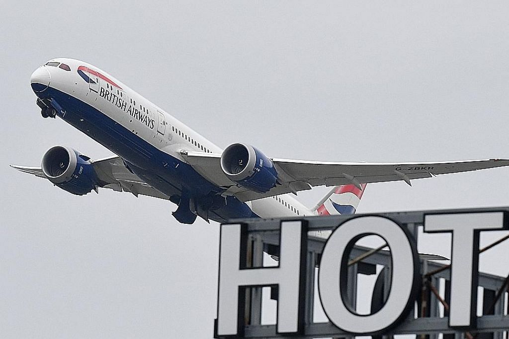 Tinjauan: Lebih separuh juruterbang tidak terbang