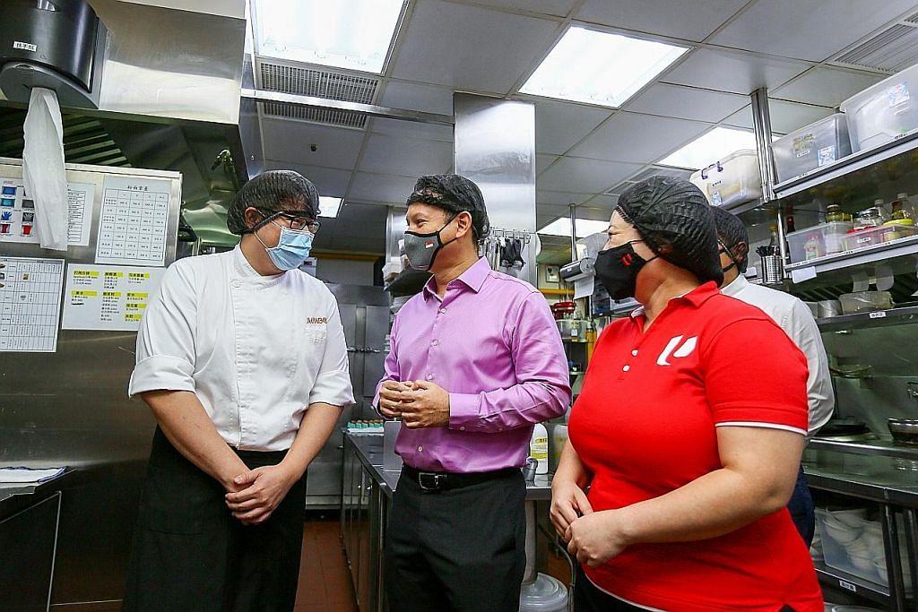 Model Gaji Progresif ditinjau bagi sektor khidmat makanan