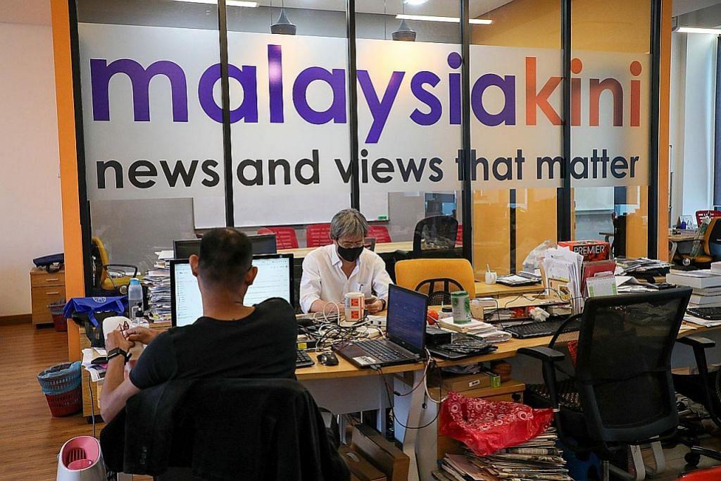 Malaysiakini didenda RM500,000 dek hina mahkamah
