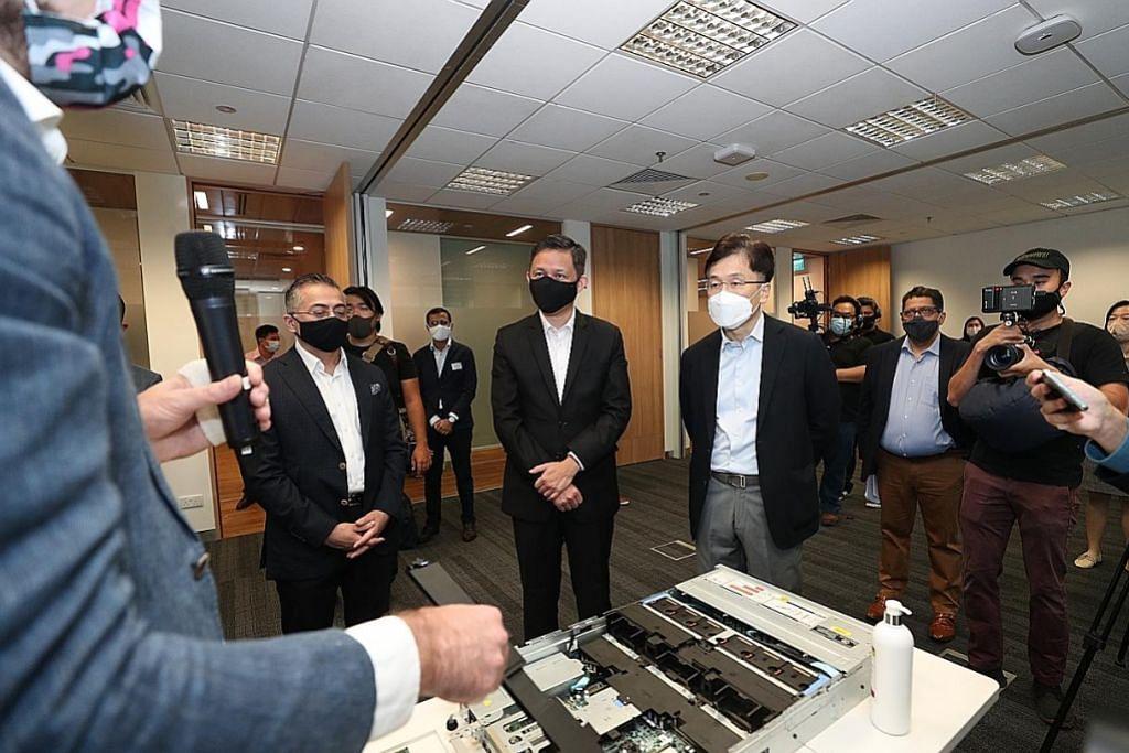 Dell lancar pusat R&D di SG, pertama di luar Amerika