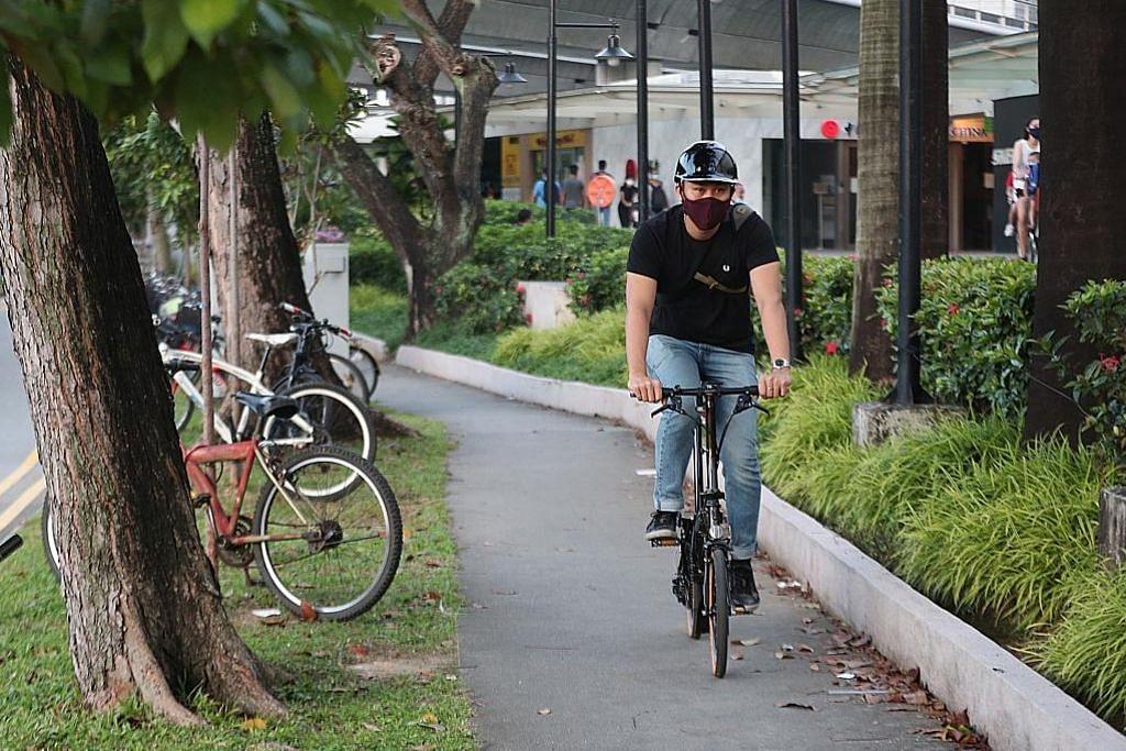 LTA kaji pindah tempat kenderaan tepi jalan bagi beri ruang laluan basikal