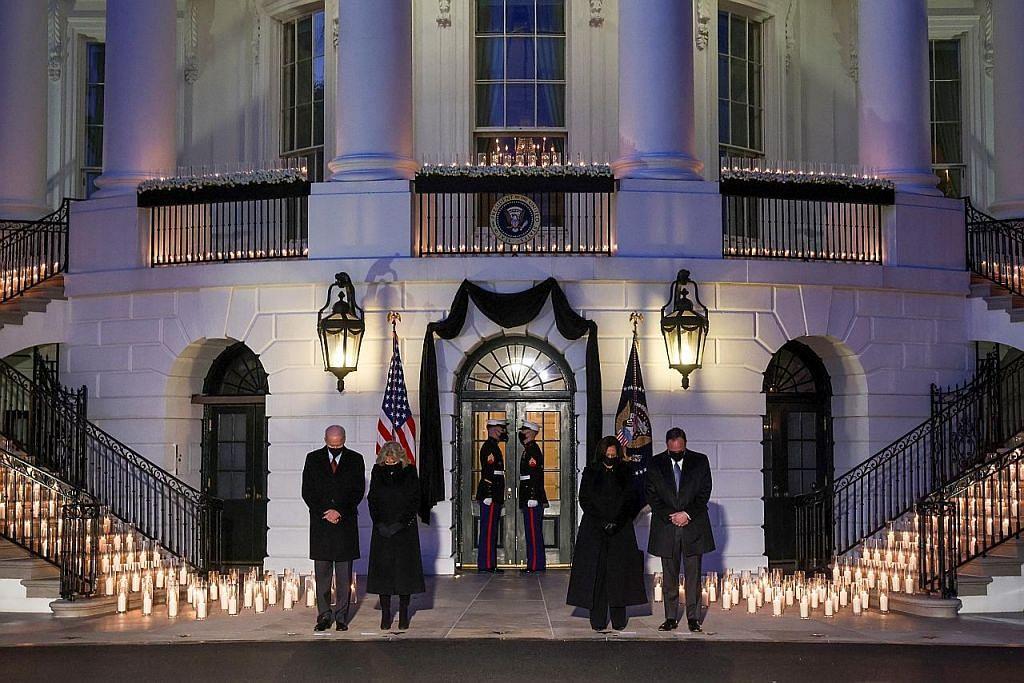 Amerika ingati detik 'memilukan' 500,000 korban Covid-19