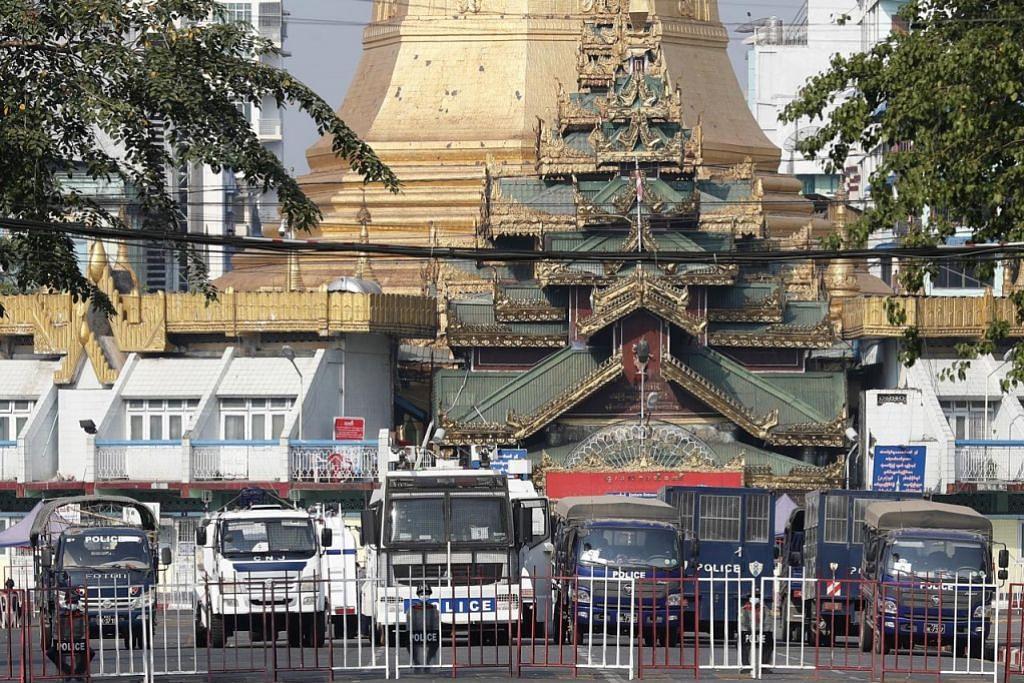 EU timbang sekatan ke atas tentera Myanmar