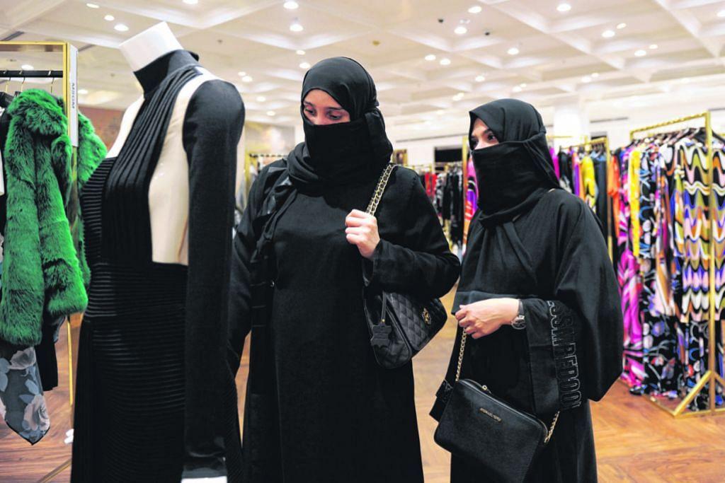 Lebih banyak peluang kerja untuk kaum Hawa Arab Saudi