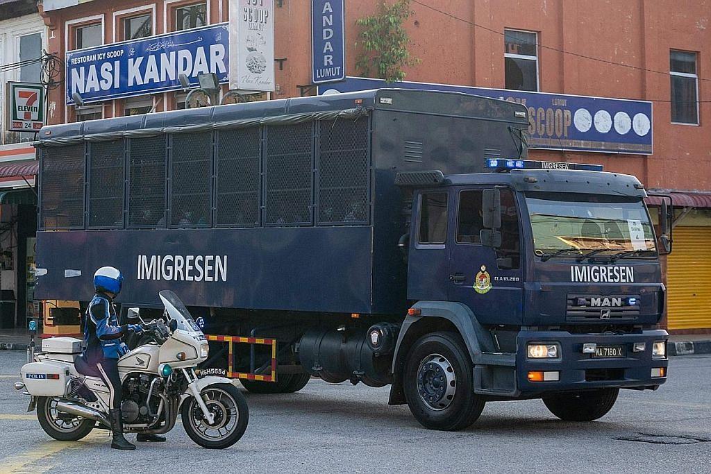 AS kritik M'sia hantar pulang 1,000 warga Myanmar