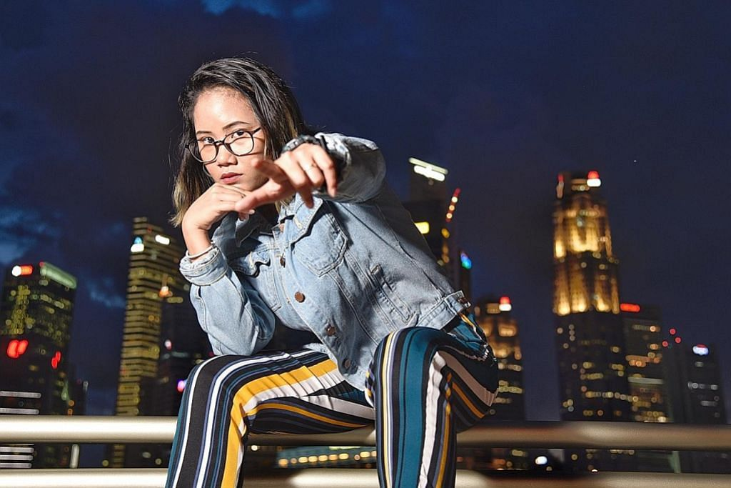 Fafa Nadwa mahu jadi rapper dengan identiti sendiri