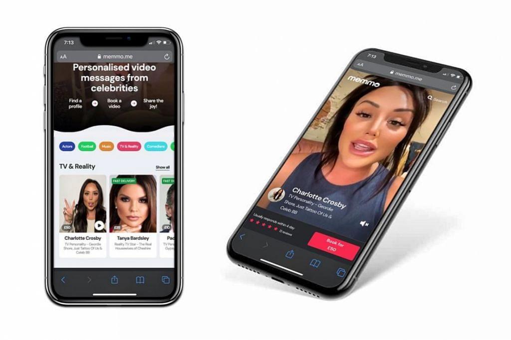 Aplikasi tambah pendapatan selebriti
