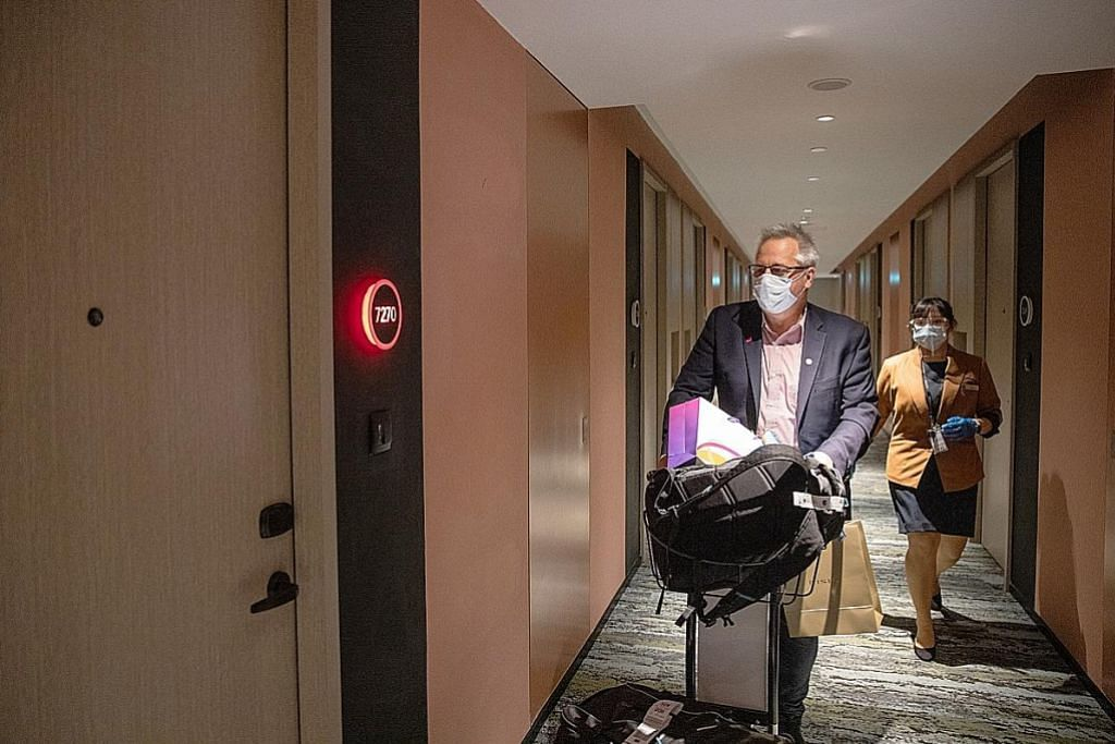 Connect @ Changi bantu niaga dalam pandemik