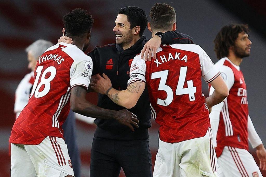 Arsenal bangkit dari ketinggalan untuk benam Spurs