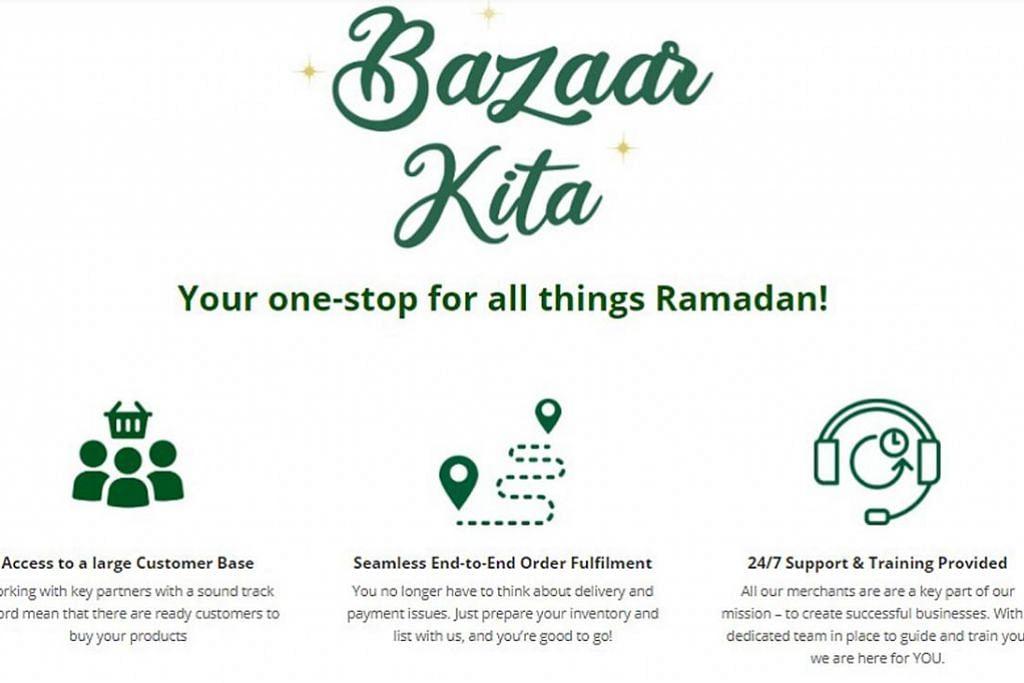 Peluang peniaga dari rumah, anggota DPPMS tawar produk di bazar 'online'