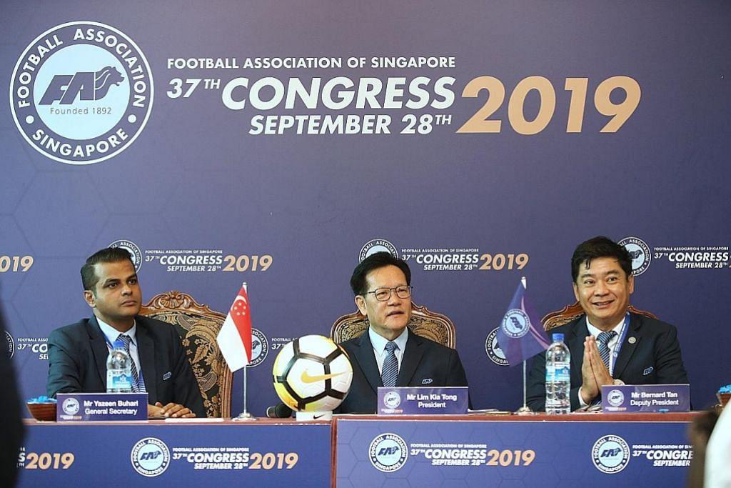 Kepimpinan baru FAS dipilih jelang 28 April ini