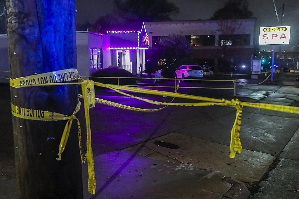 Tembakan di tiga spa di AS: Lapan wanita terbunuh kebanyakan wanita Asia