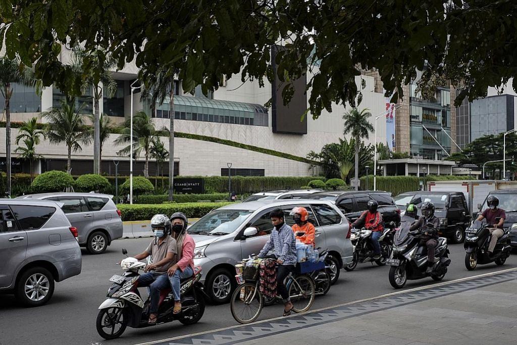 Jakarta jaya kurangkan 26% pengeluaran gas rumah hijau