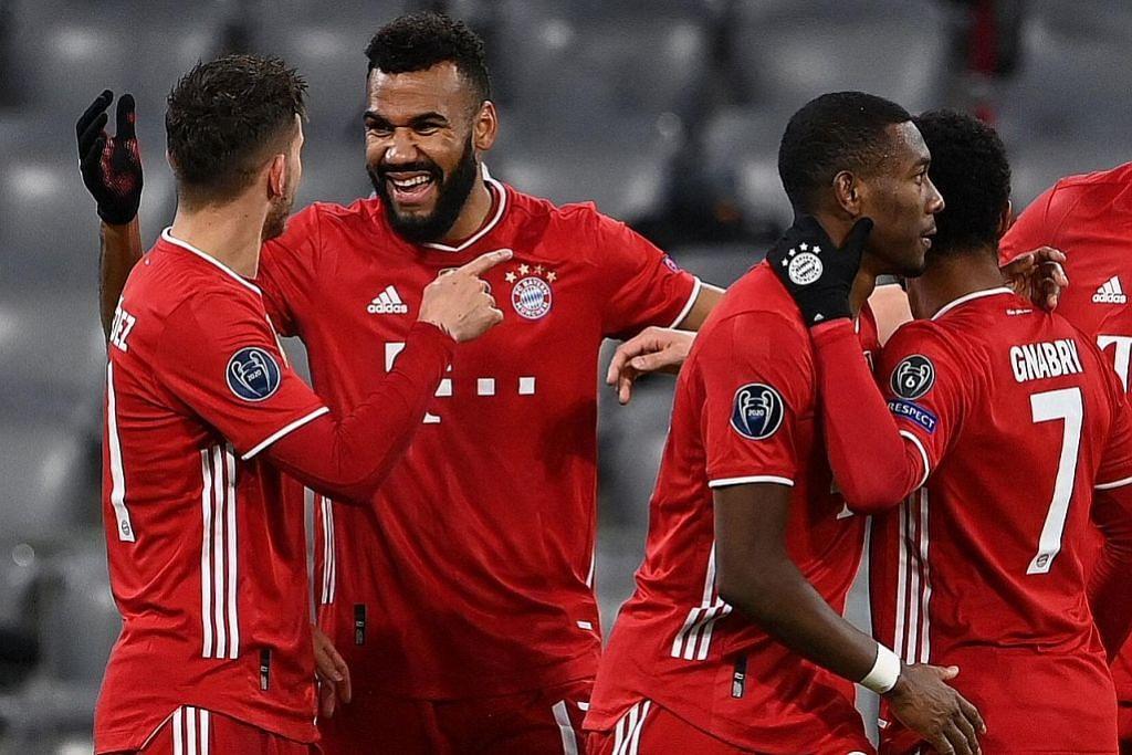 Bayern, Chelsea mara ke suku akhir