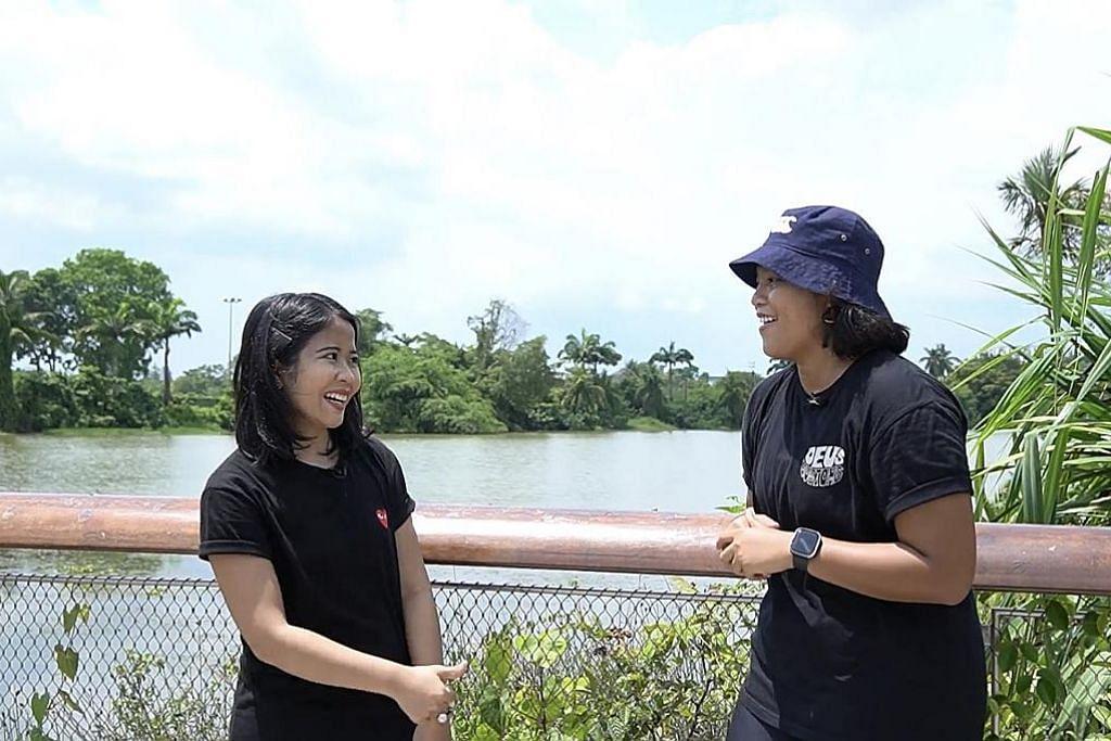 Taman Tasik Jurong ibarat 'syurga' riadah