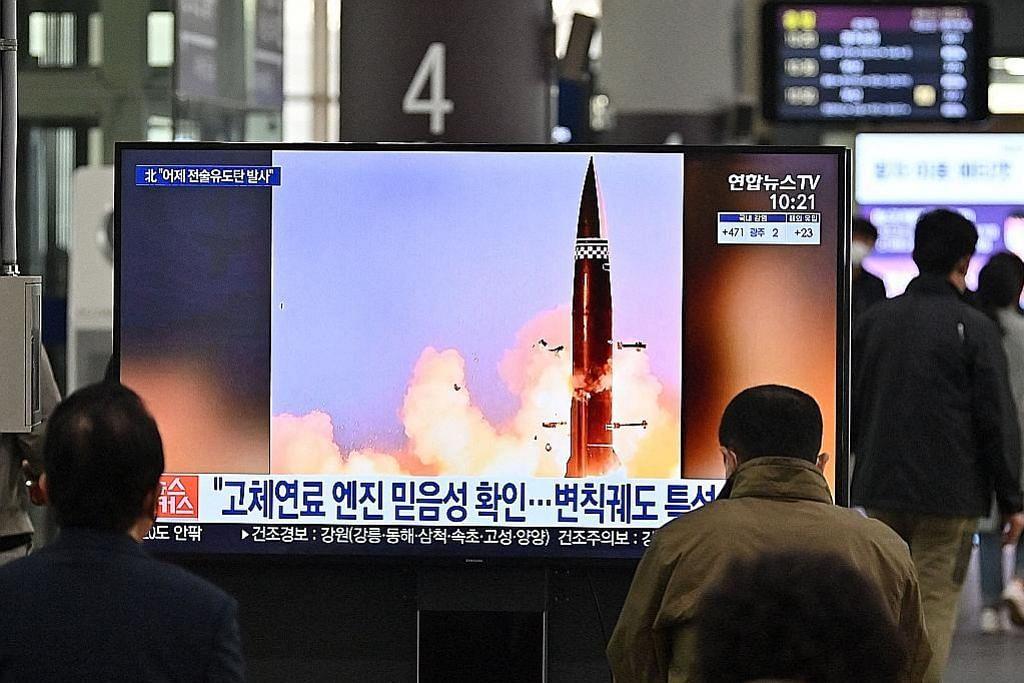 Biden ancam tindak balas jika Korea U teruskan ujian misil