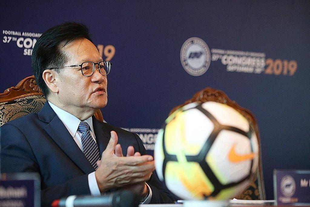 Lim Kia Tong tidak disaingi, kekal presiden FAS