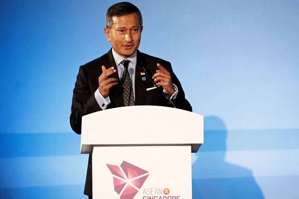 SG boleh main peranan penting dalam ekonomi 'dwiperedaran' China: Vivian