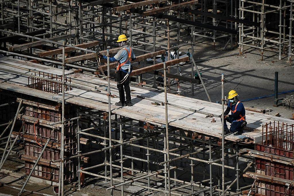 43,000 keluarga dapat flat BTO lambat dek binaan tergendala