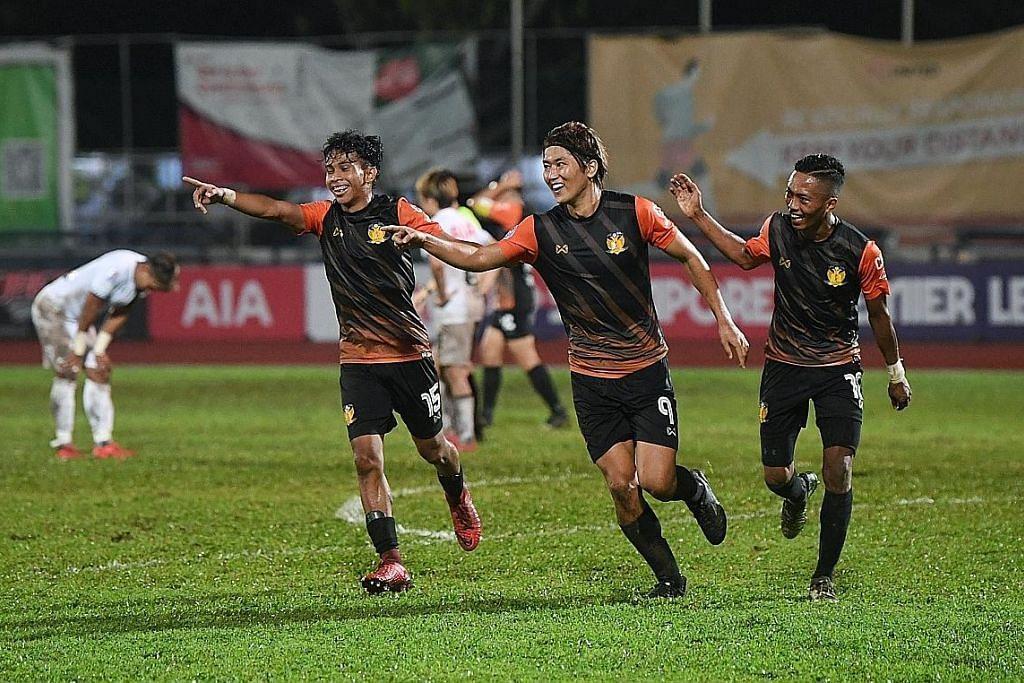 LIGA PERDANA SINGAPURA Sehingga 250 penonton diizin tengok di stadium mulai Sabtu