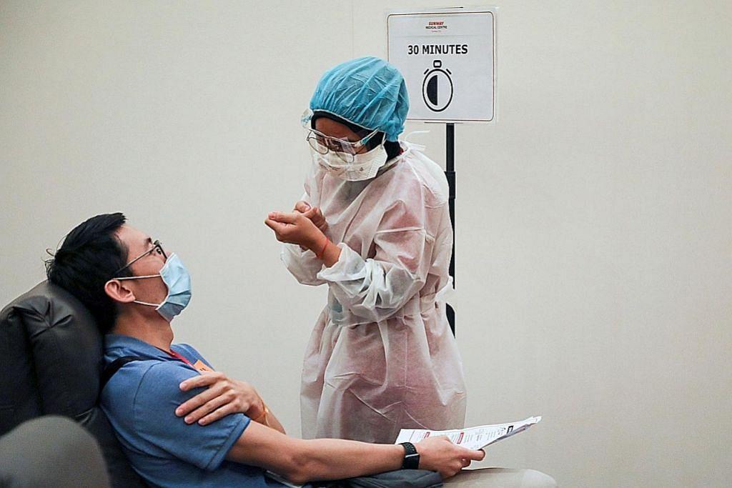 BERITA M'sia tak perlu capai tahap imuniti kelompok Covid-19 untuk adakan pilihan raya: Khairy
