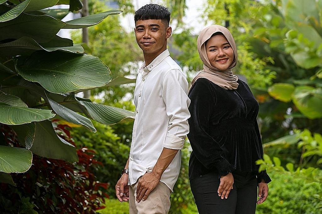 Bakat remaja Athirah kota impian duet dengan idola Jumali