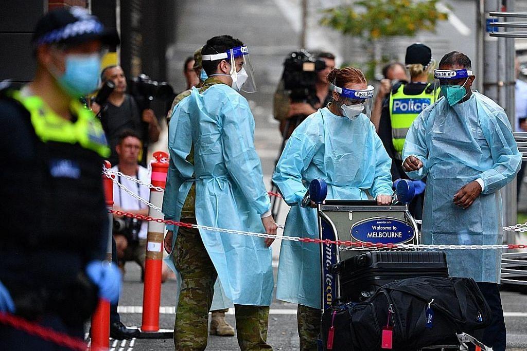 Australia akur matlamat vaksin semua warga jelang akhir tahun tidak akan dicapai