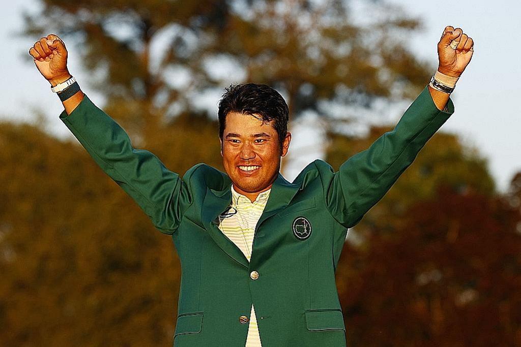 Matsuyama cipta sejarah di Augusta menangi golf Masters