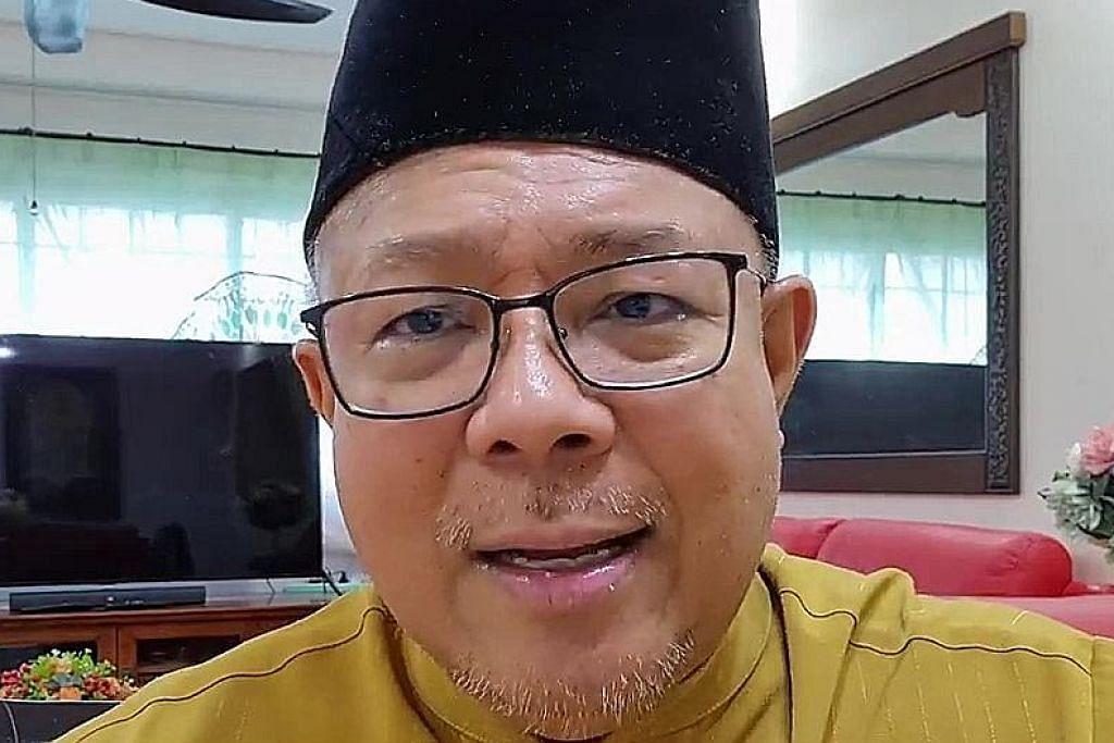 Ustaz Haron Hassan dilantik Duta MKAC 2021