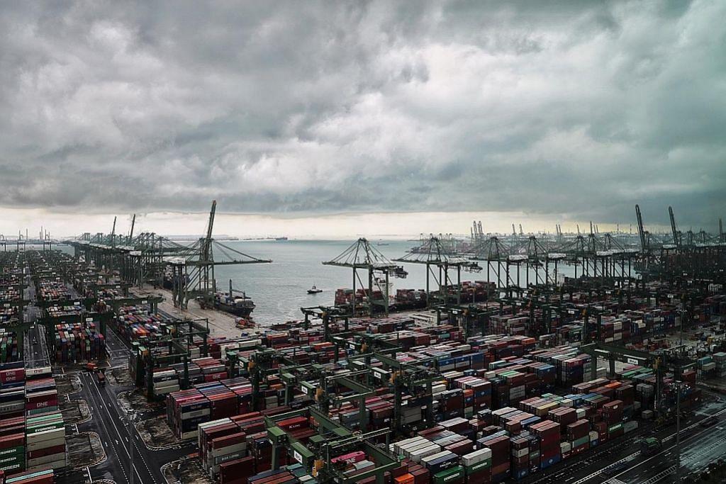 Pelabuhan SG sedia tangani tunggakan kapal