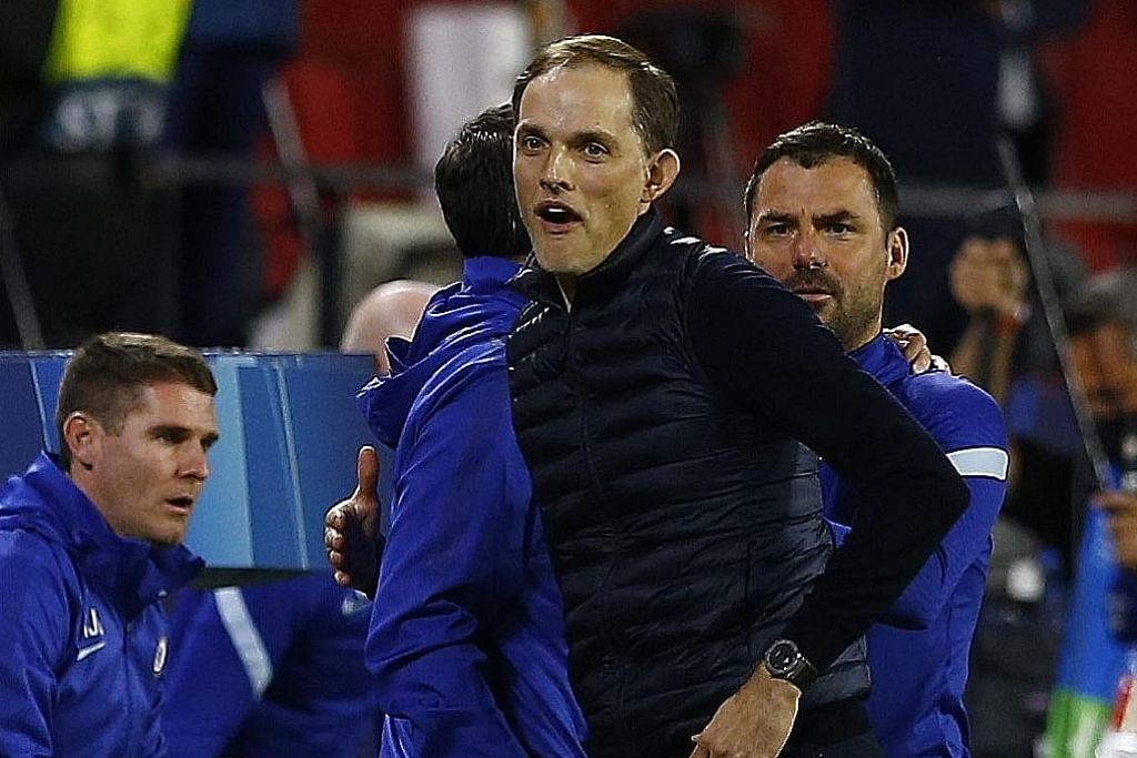 Chelsea jaya bertahan dari serangan Porto