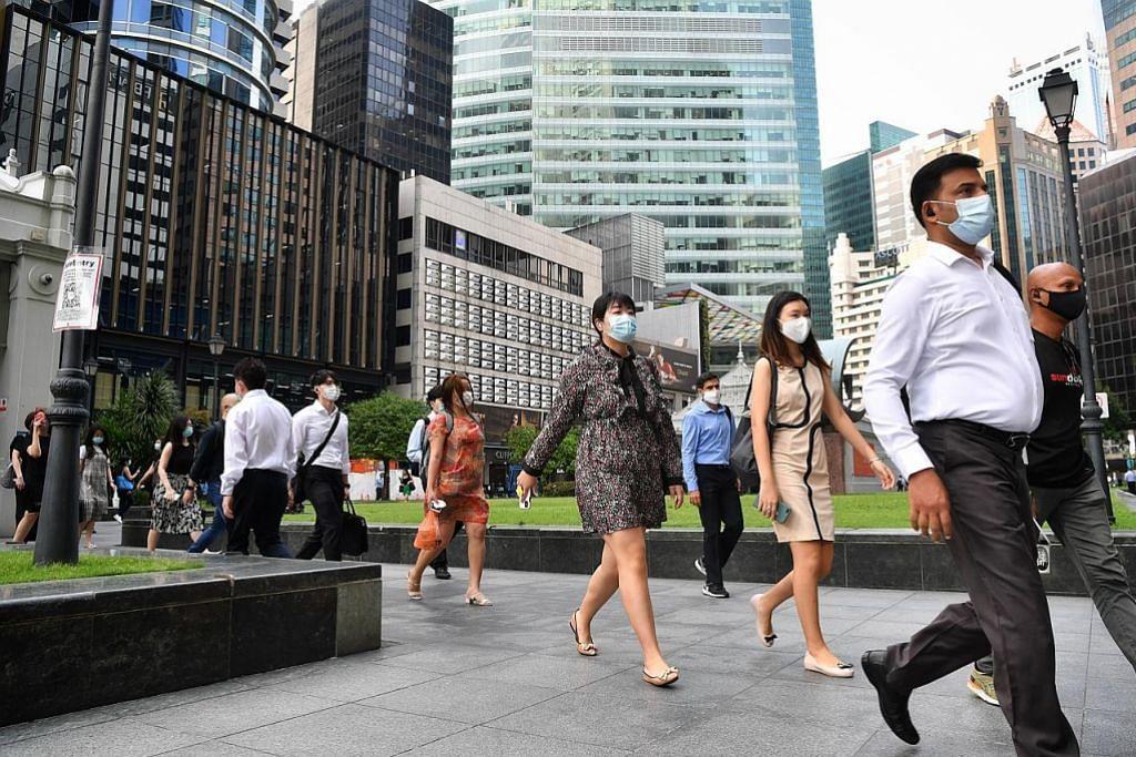 Kajian: Majikan SG utamakan kemahiran komunikasi, hurai masalah