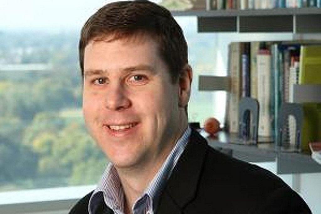 A*Star, NUS umum pelantikan Kevin White, saintis terkemuka AS
