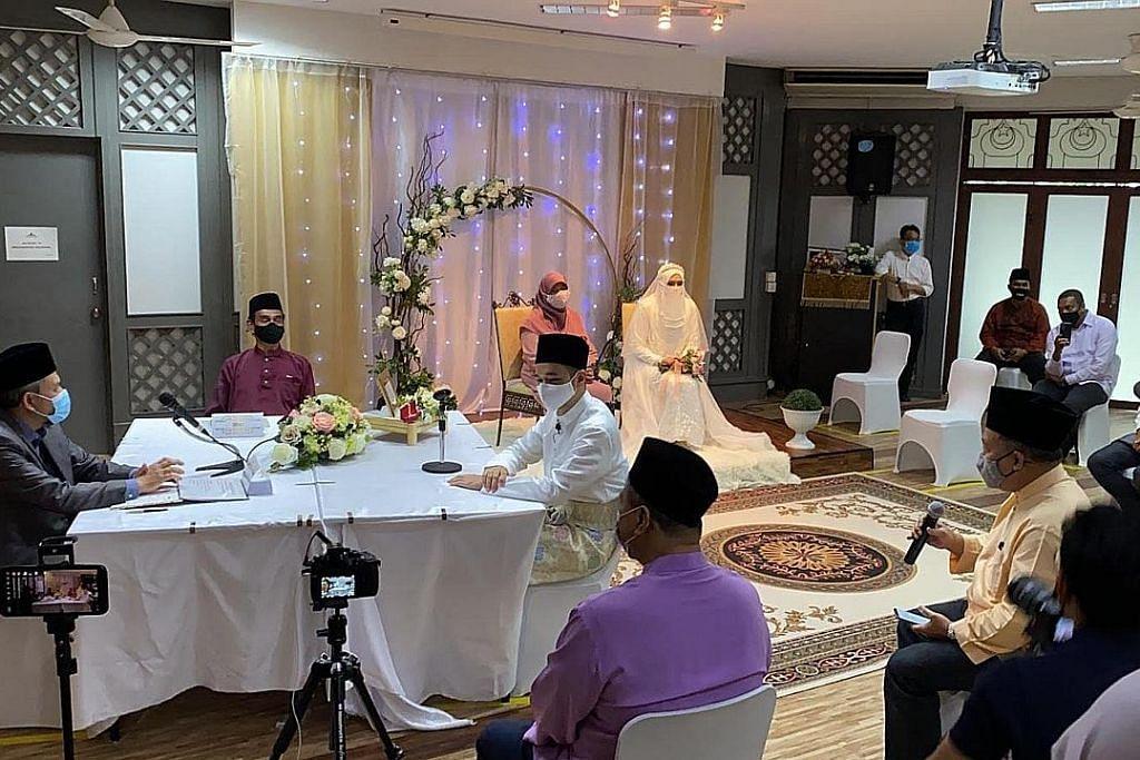 MASJID ALKAFF KAMPUNG MELAYU Naik taraf masjid, program Ramadan seiring