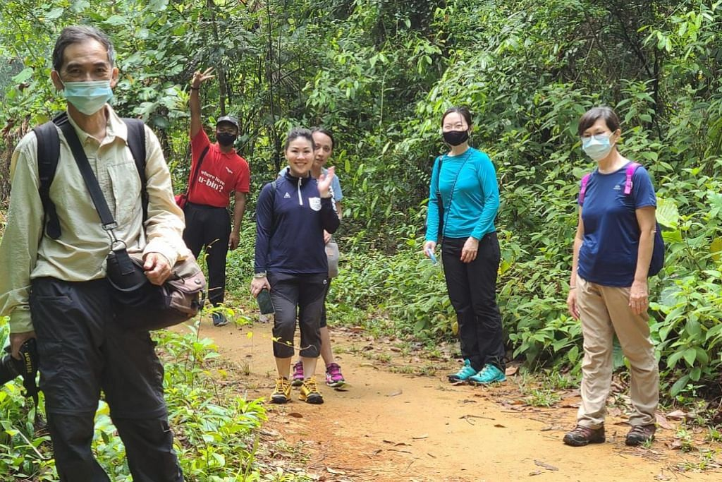 'Anak Ubin' kongsi warisan pulau, peri penting pemuliharaan alam