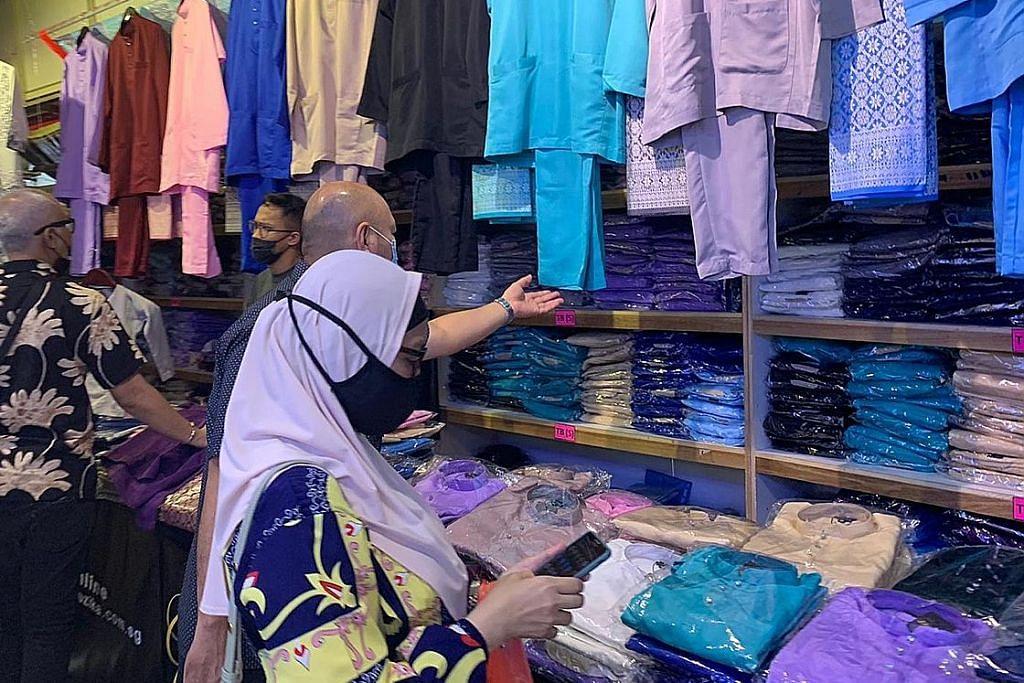 Tarikan Geylang tibanya Ramadan...