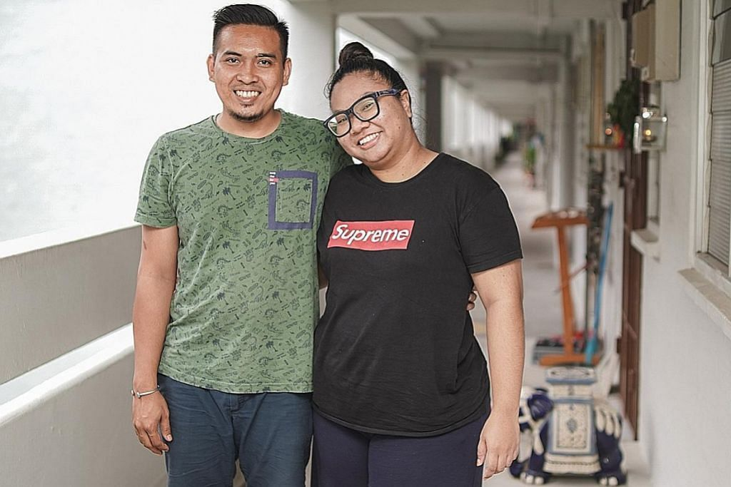 Nasihat dari 'buddy' mampu pulihkan keluarga ISTERI WARGA SG, SUAMI WARGA MALAYSIA KINI PR