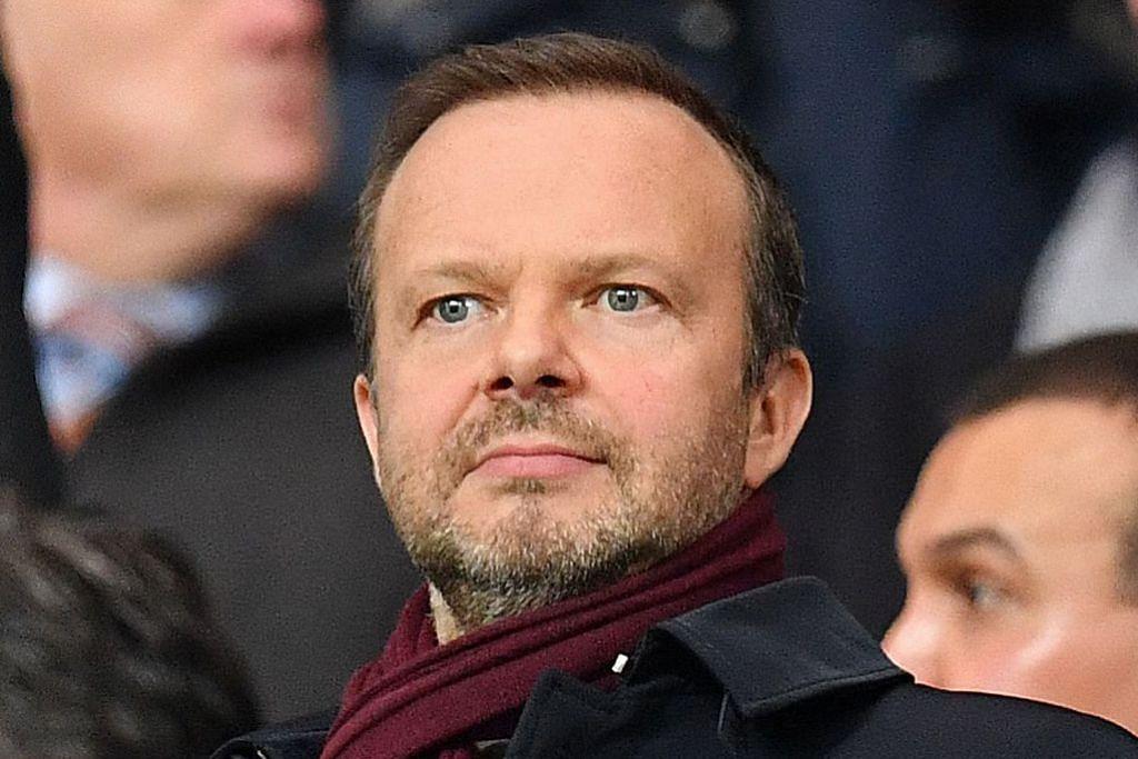 Woodward tinggalkan United